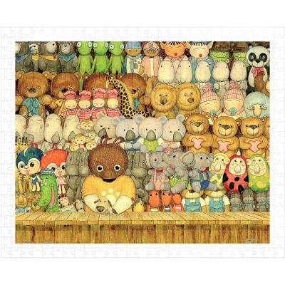 Pintoo-H1010 Puzzle aus Kunststoff - Smart - Cool Bears Toyshop