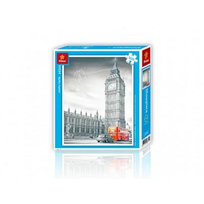 Pintoo-H1534 Puzzle aus Kunststoff - Big Ben