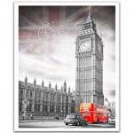 Pintoo-H1538 Puzzle aus Kunststoff - Big Ben, England