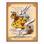 Pintoo-H1544 Puzzle aus Kunststoff - Alice's Adventures in Wonderland