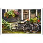 Pintoo-H1572 Puzzle aus Kunststoff 1000 Teile - Amsterdam