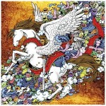 Pintoo-H1675 Puzzle aus Kunststoff - Pegasus