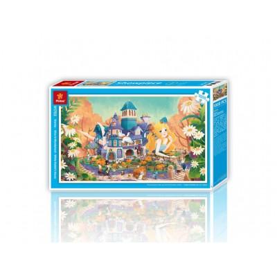 Pintoo-H1703 Puzzle aus Kunststoff - Alice im Wunderland