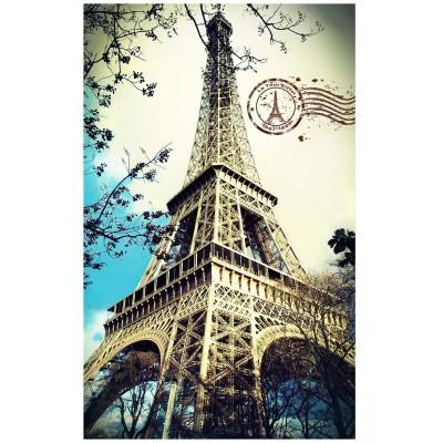 Pintoo-H1756 Puzzle aus Kunststoff - Eiffelturm