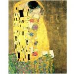 Pintoo-H1765 Puzzle aus Kunststoff - Klimt Gustav - The Kiss