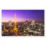 Pintoo-H1769 Puzzle aus Kunststoff - Tokyo Tower, Japan