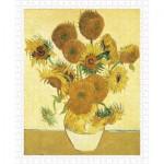 Pintoo-H1773 Puzzle aus Kunststoff - Van Gogh Vincent - Sunflowers, 1888