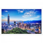 Pintoo-H1916 Puzzle aus Kunststoff - The Beautiful Sunset of Taipei