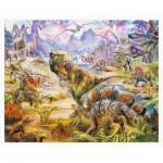 Pintoo-H1920 Puzzle aus Kunststoff - Jan Patrik Krasny - Dinosaurs