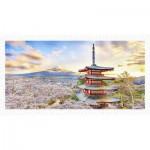 Pintoo-H2016 Puzzle aus Kunststoff - Fuji Sengen Shrine, Japan