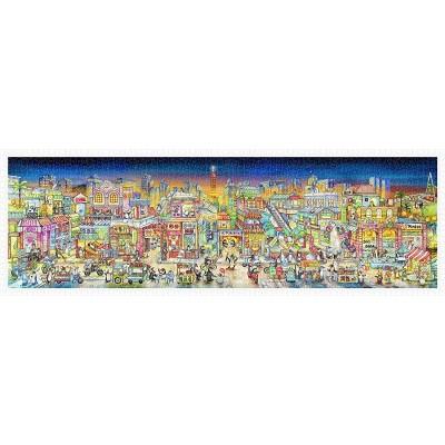 Pintoo-H2024 Puzzle aus Kunststoff - Tom Parker - Taipei City