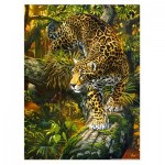 Pintoo-H2078 Puzzle aus Kunststoff - Al Agnew - High Intensity