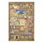 Pintoo-H2137 Puzzle aus Kunststoff - Cotton Lion - Shiba's Grocery Store