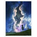 Pintoo-H2143 Puzzle aus Kunststoff - Starry Sky