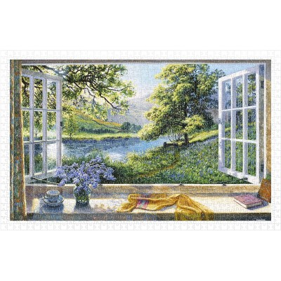 Puzzle  Pintoo-H2198 Stephen Darbishire - Bluebells