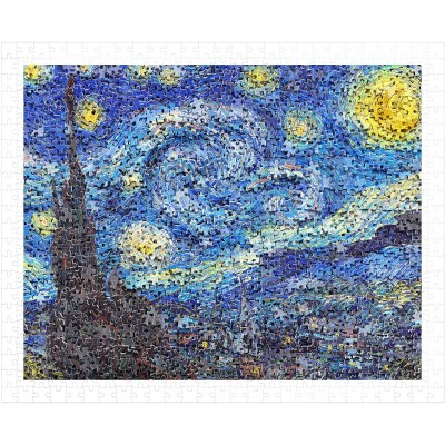 Puzzle  Pintoo-H2285 Van Gogh's Starry Night