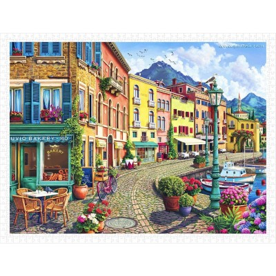 Puzzle Pintoo-H2322 Bright Embankment