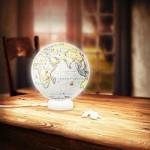 Pintoo-J1021 3D Puzzle - Sphere Light - Purple Globe