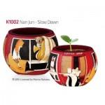Pintoo-K1002 3D Puzzle - Flower Pot - Slow Down