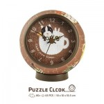 Pintoo-KC1002 3D Puzzle Clock - Nan Jun - Take Your Time