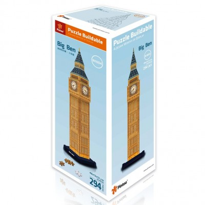 Pintoo-N1004 3D Puzzle - Big Ben