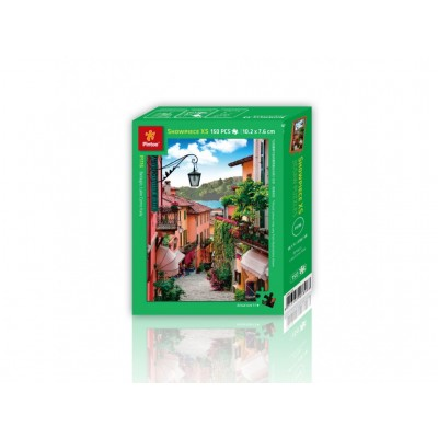Pintoo-P1116 Puzzle aus Kunststoff - Bellagio, Lake Como, Italy