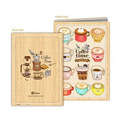 Pintoo-Y1015 Puzzle Cover - Cafe shop