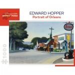 Puzzle  Pomegranate-AA1002 Hopper Edward - Portrait of Orleans, 1950