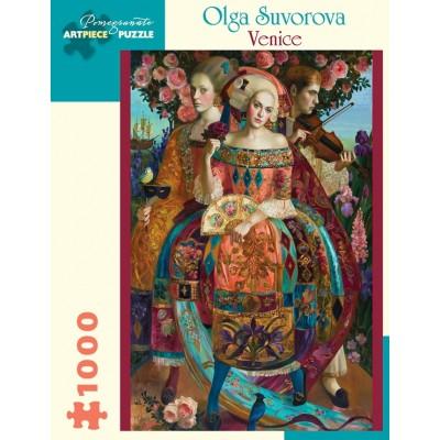 Puzzle  Pomegranate-AA1008 Olga Suvorova - Venice, 2017