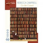 Puzzle  Pomegranate-AA1024 Rebecca Campbell - Do Not Disturb