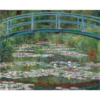 Puzzle  Pomegranate-AA380 Claude Monet