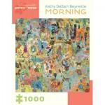 Puzzle  Pomegranate-AA901 Kathy DeZard Beynette - Morning