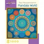 Puzzle  Pomegranate-AA930 Paul Heussenstamm - Mandala World