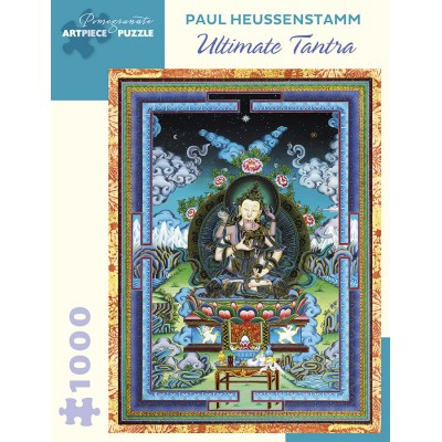 Puzzle  Pomegranate-AA960 Paul Heussenstamm - Ultimate Tantra