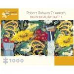 Puzzle  Pomegranate-AA961 Robert Rahway Zakanitch - Big Bungalow Suite I, 1990–91