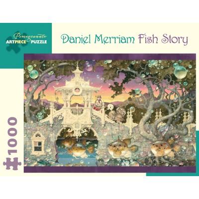 Puzzle  Pomegranate-AA990 Daniel Merriam - Fish Story, 2005