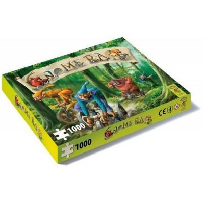 Puzzle Lauwers-Games-05063 Gnome Race
