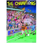 Puzzle  PuzzelMan-003 The Champions: Sexy Fans