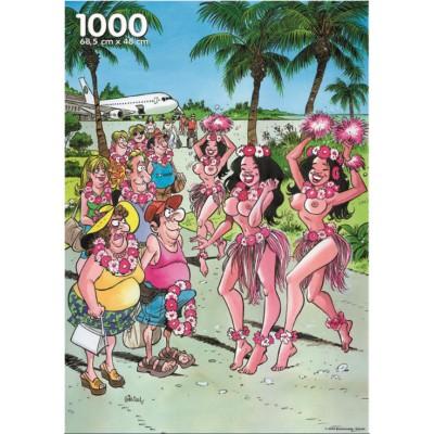 Puzzle  PuzzelMan-005 Hawaï