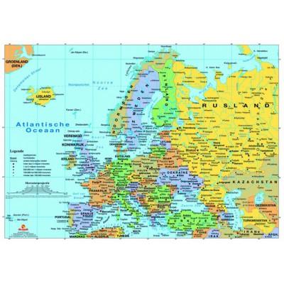Puzzle  PuzzelMan-123 Europakarte