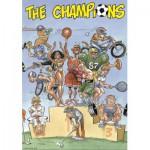 Puzzle  PuzzelMan-151 The Champions: Das Podium