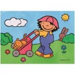 Puzzle  PuzzelMan-159 Noa: Der Kinderwagen