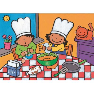 Puzzle PuzzelMan-248 Noa: In der Küche