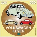 Puzzle  PuzzelMan-260 Volkswagen: VW Käfer