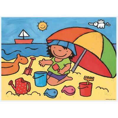 Puzzle  PuzzelMan-273 Noa: Am Strand