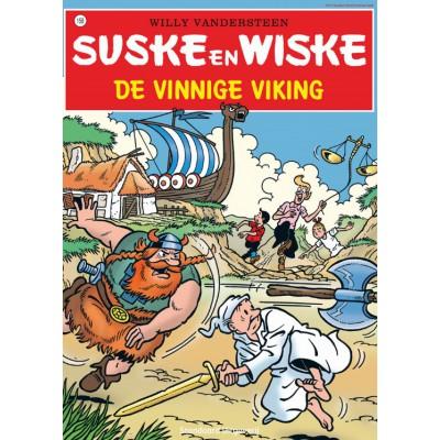 Puzzle  PuzzelMan-278 Suske und Wiske: Der Wikinger
