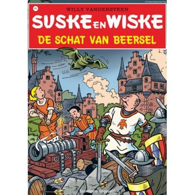 Puzzle  PuzzelMan-279 Suske und Wiske: Der Schatz von Beersel