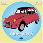 Puzzle  PuzzelMan-311 Rosies Factory: Citroën 2 CV