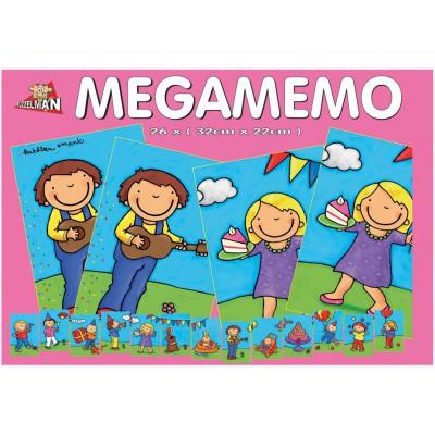 Puzzle PuzzelMan-356 Noa: Memospiel