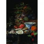 Puzzle  PuzzelMan-391 Kollektion Rijksmuseum Amsterdam - Mignon: Die Austern